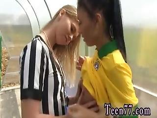 Milf First Porn Movie Brazilian Player Plowing The Referee