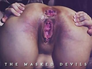 Tmd: Eeww, She Farted, Squirted, Got Fisted & Anal Fucked! (sick Nasty Sex)