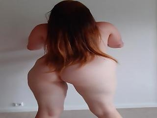 Wife Showing Ass