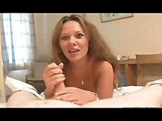 Real Bimbo Is Mistreating A Cock Pov