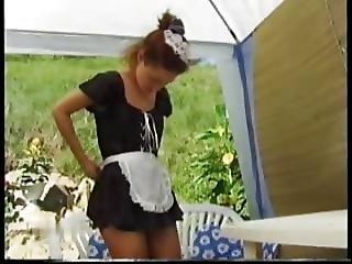 Maid In The Garden