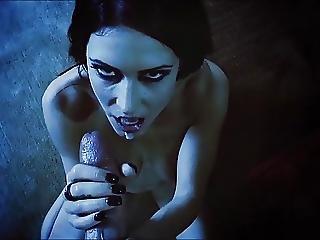 Vampire Sex Hardcore Porn Music Video Goth Pov Blowjob