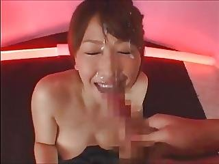A Japanese Facial Compilation