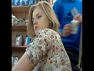 Blonde Mature Woman Suck A Cock