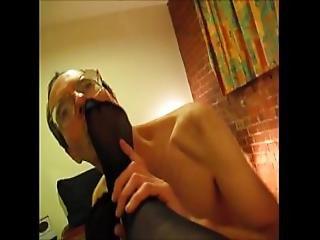Mistress Queen Slutty Has Foot Slave