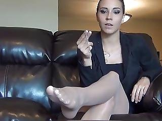 New Sasha Feet Pov