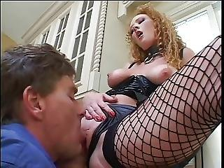 Anal, Banging, Big Boob, Boob, Butt, Femdom, Fetish, Foot, Kitchen, Latex, Nylon, Pornstar, Redhead