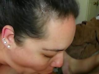 Ex Girlfriend Giving Head