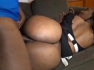 anale, cull, culo grande, pisello, nera, fetish, cameriera, milf
