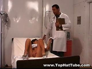 Patient Gets Choke Therapy