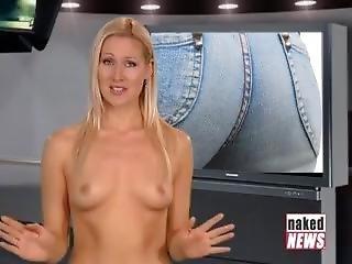 Peyton Prisley - Naked News