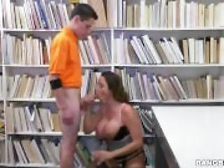 Ariella Ferrera Fucking Young Dick