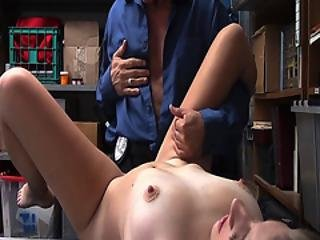 Alyce Andersons Pussy Romp Balls Deep By The Lp Officer