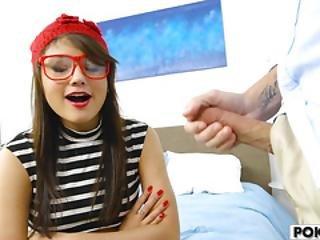 Big Dick Treatments For Teen Adria Rae