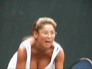 Minka Just Tennis.