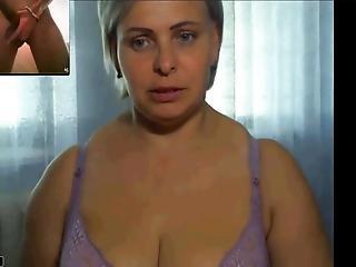 Amateur Große Titten Blondine Milf