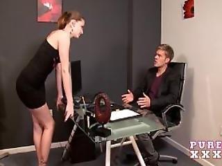 Nudist with boner porn