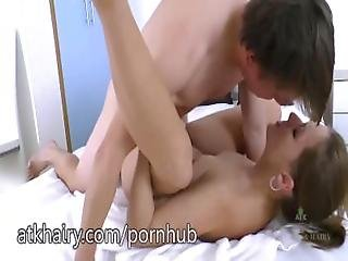 Mischelle And Her Hairy Pussy Getting Fucked