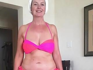 Carol Kirkwood Leaked Bikini Picture Uk Tv Milf