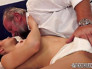 Naughty Teen Loves Old Man