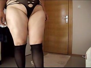 Milfs In Black Fishnet. Alayna From Dates25.com