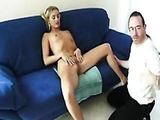 Real Vintage Amateur Filmed Toying Pussy