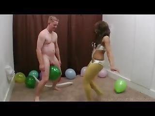 ballon, fetish