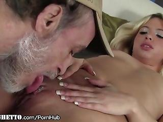 Grandpas Dick Is Huge For Amateur Teen