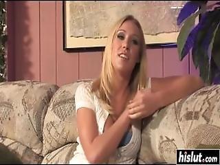 Allison Pierce Likes A Raging Pecker