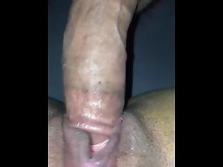 Teen Girl Let's Me Fuck And Bust A Nut All Over Her