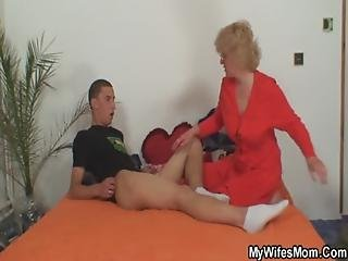 My Wifes Mother Sucks And Rides