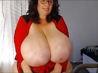 Enormous Huge Big Natural Tits