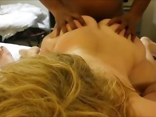 Homemade Sexwife Threesome
