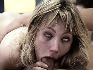 Ivy Wolfe Is Chronically Horny And Feed On Sex!