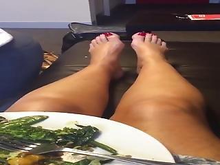 Ruth's Sexy Feet