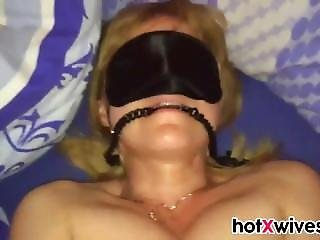 Amateur, Babe, Blindfold, Fucking, Hardcore, Wife