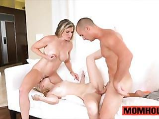 Lily Rader And Cory Chase Fuck And Cum Swap