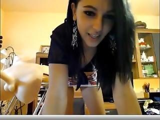Hot Indian Girl Dances Striptease,show Amazing Ass On Platinumwebcam.com