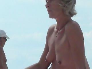 Beach Incredible Spy Shot Cap Agde Nudist 2016 Part3