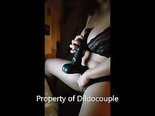 Swedish Milf With Massive Tits Go Balls Deep On Chance Dildo During Cam
