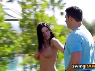 Swingers Wish The Lifestyle Will Make Their Sexual Attitude More Direct