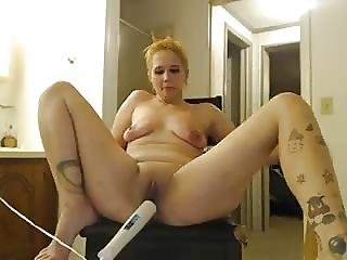 Hitachi Inserted And Squirt