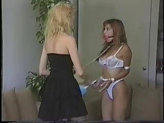 Bound & Gagged Cleaner (with Whitney Prescott)
