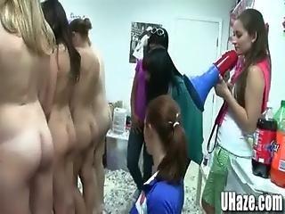 Naked Freshmen Humiliation Hazing - Uhaze.com