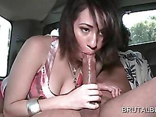 Cute Amateur Showing Dick Sucking Serotics In Bus