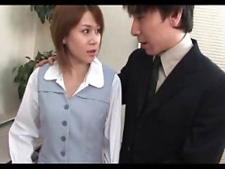 Hot Asian Office Babe Taken By Force And Gangbanged At Work