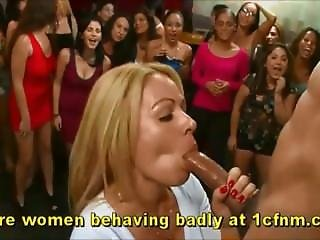 Milfs Sucking Strippers At Party