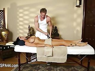 Horny Massage Actions From Voyeur Camera