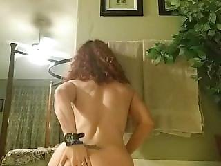 Bathtub Masturbation With Dildo, Hitachi Magic Wand & Princess Plug