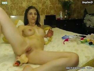 Webcam Busty Teen Cams With Anal Dildo